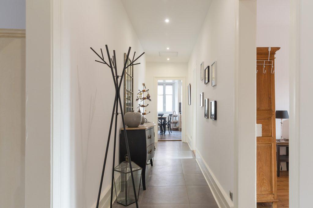 Location appartement Riquewihr Alsace - Villa Maeva hall d'entrée