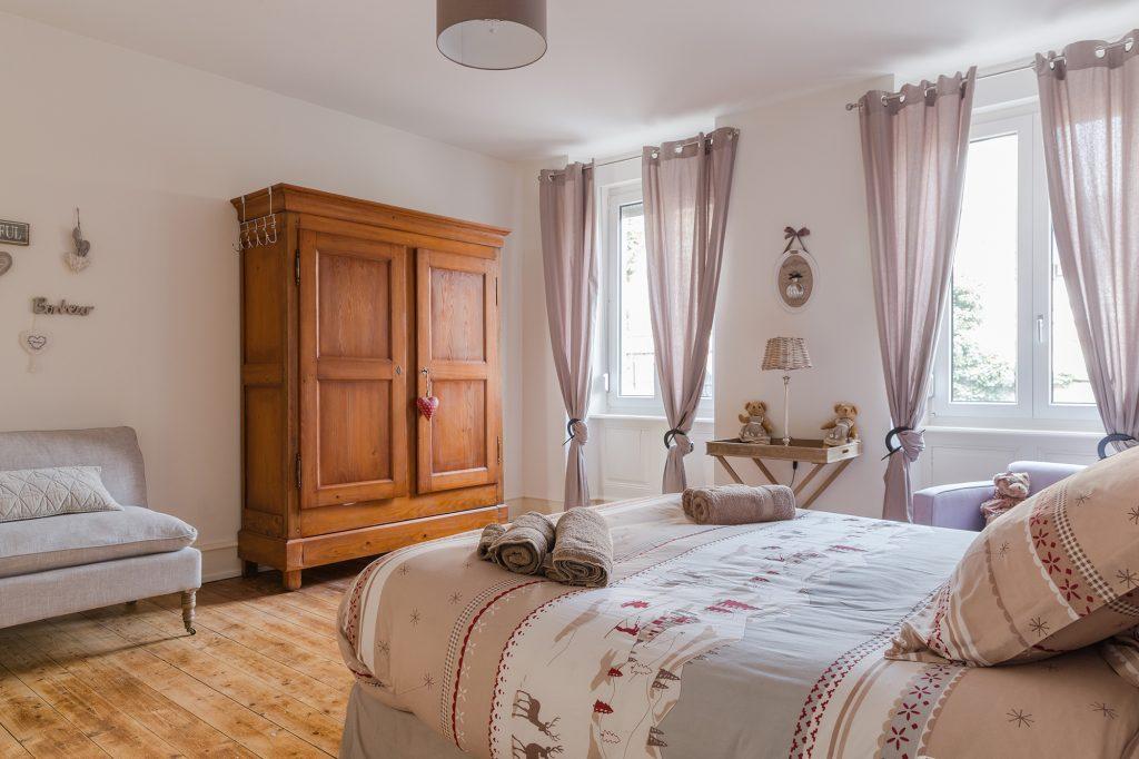Location appartement Riquewihr Alsace - Villa Maeva chambre 2