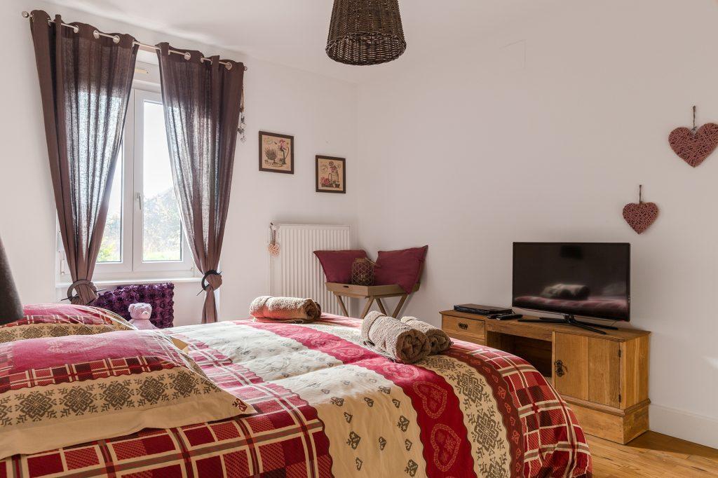 Location appartement Riquewihr Alsace - Villa Maeva coin TV