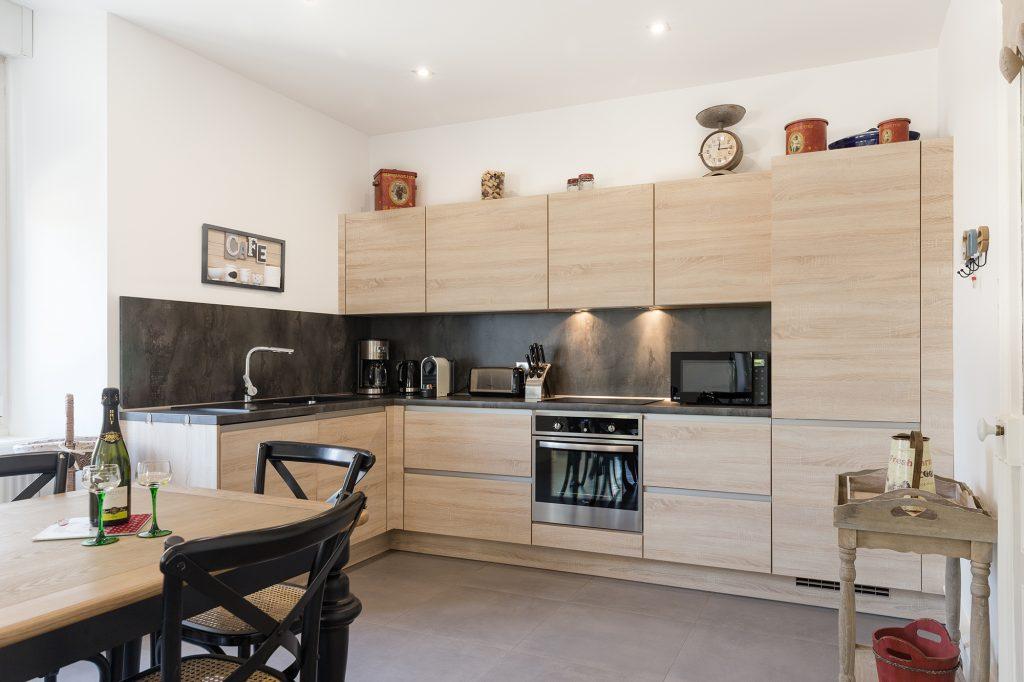 Location appartement Riquewihr Alsace - Villa Maeva Cuisine