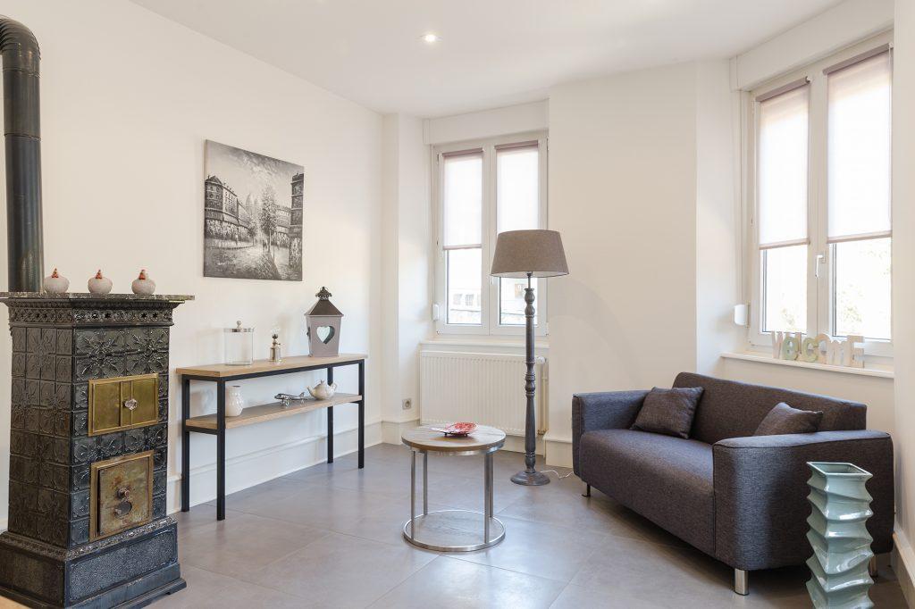 Location appartement Riquewihr Alsace - Villa Maeva Séjour